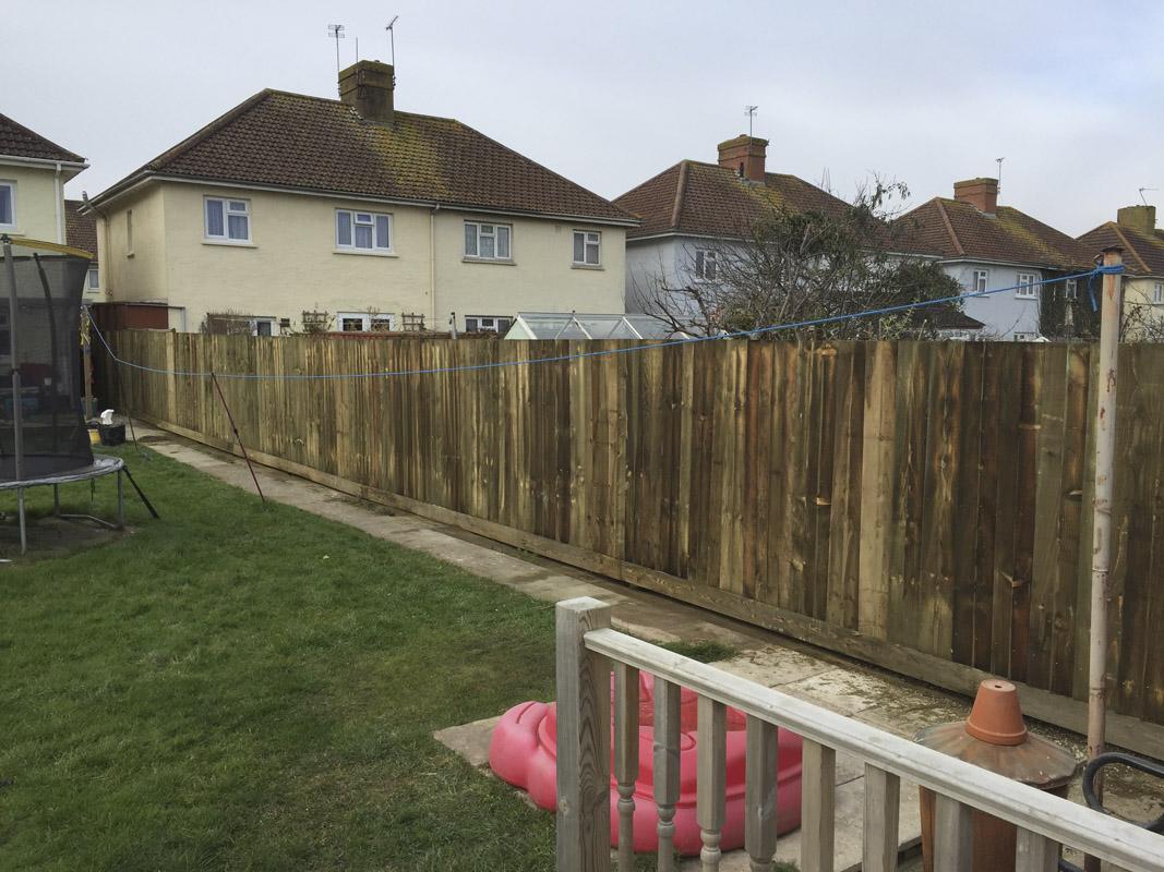 Fencing Decking